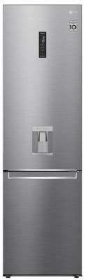 Refrigerator LG 200x60 GBF72PZDMN Inox (Wi-Fi)