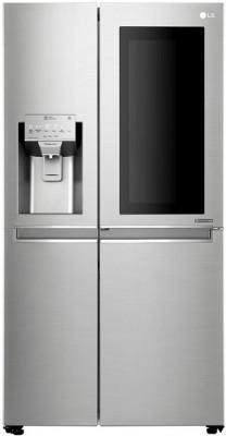 Ψυγείο LG 179x91 GSX961NSCZ Inox με Wi-Fi
