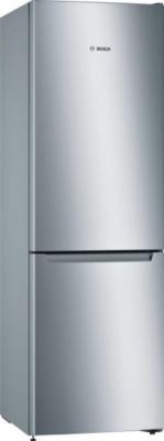 Ψυγειοκαταψύκτης Bosch 185x60 KGN36NLEB Titanium
