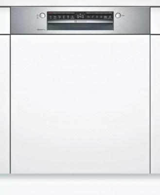 Πλυντήριο Πιάτων Εντοιχιζόμενο Bosch 60cm SMI4HAS48E Inox