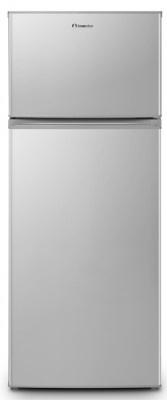 Ψυγείο Inventor 143x55 DP1442S Silver