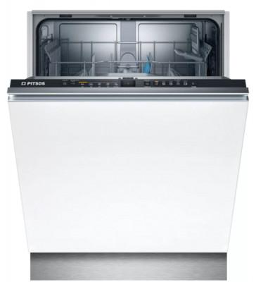 Πλυντήριο Πιάτων Εντοιχιζόμενο Pitsos 60cm DVF60X00 (πλήρως εντοιχισμού)