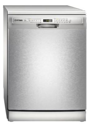 Dishwasher Pitsos 60cm DSF60I00 Inox (Wi-Fi)