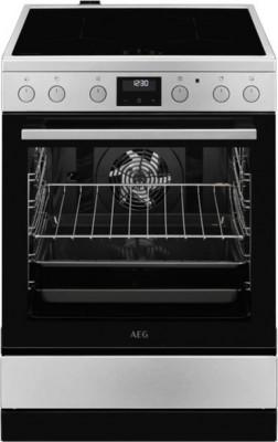 Inductive Cooker AEG CIB6442BBM Inox