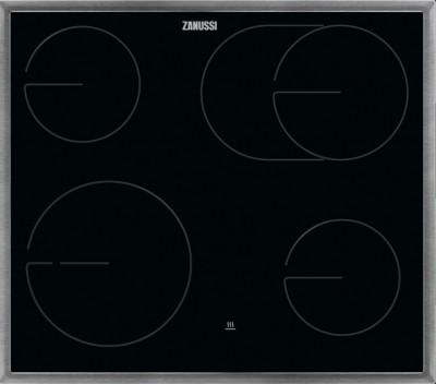 Ceramic Hob Zanussi ZHDN670X