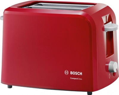 Toaster Bosch TAT 3A014 Red