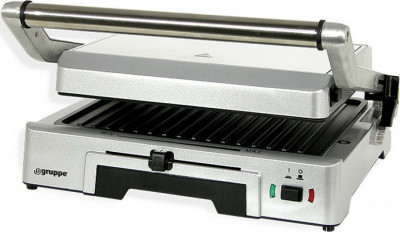 Toaster-Grill Gruppe AJ-5002A Inox