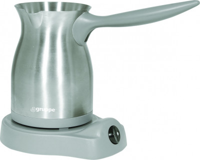 Μπρίκι Hλεκτρικό Gruppe JKT-600S1 Inox