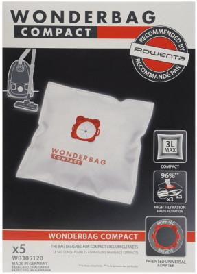 Vacuum Bags  Rowenta WB305120 Compact