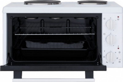 Mini Oven (2 hot plates) Davoline EC400