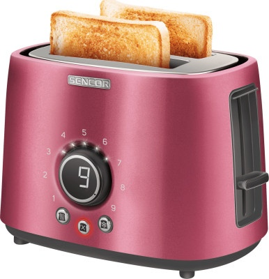 Toaster Sencor STS 6054RD Metall Red