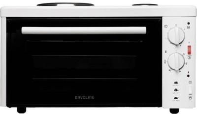 Mini Oven (2 hot plates) Davoline EC350
