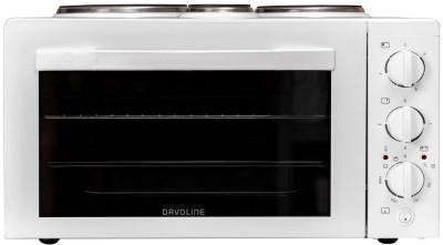 Mini Oven (3 hot plates) Davoline 4506 STAR