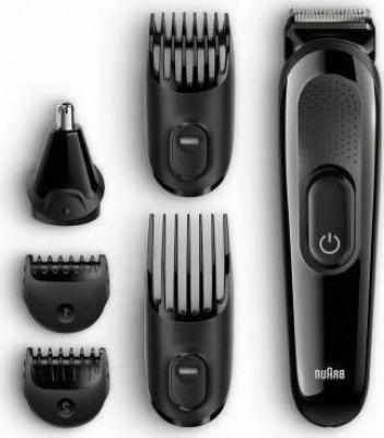 Hair clipper Braun MGK3220 (6 in 1)