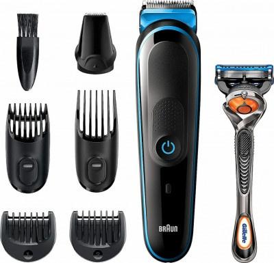 Hair clipper Braun MGK5245 (7 in 1)