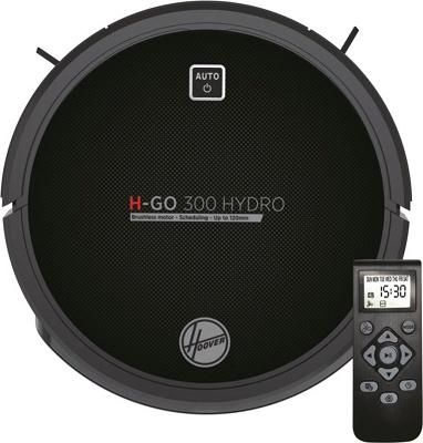 Σκούπα Hoover HGO320H 011 Robot Black