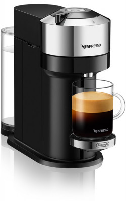 Καφετιέρα Nespresso Delonghi ENV120.C Vertuo Next Ασημί Wi-Fi