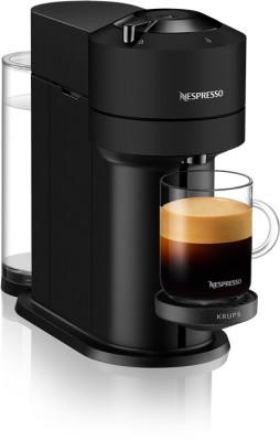 Καφετιέρα Nespresso Krups XN910NS Vertuo Next Μαύρη Wi-Fi