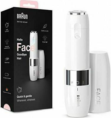 Shaving Machine Woman Face Braun FS1000