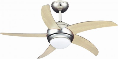 Fan 110cm Primo L44005 Ceiling Beech with Remote Control / Light