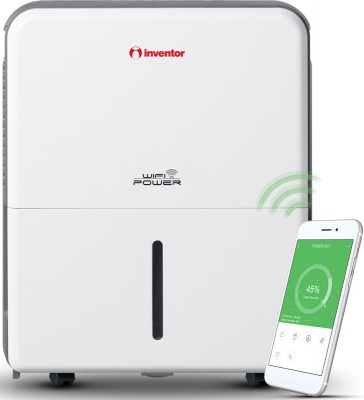 Αφυγραντήρας Inventor PWR-WIFI-30L Premium με Wi-Fi