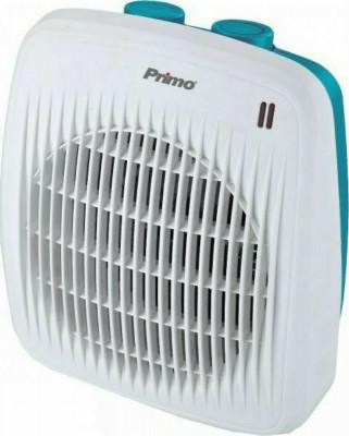 Fan Heater Primo 2000W PRFH-81024 White/Blue
