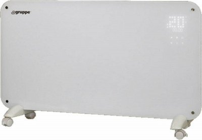Convector Gruppe 2000W CHG-20LED-B White with remote control