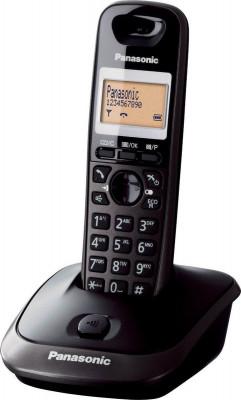 Τηλέφωνο Ασύρματο Panasonic KX-TG2511GRT Μαύρο