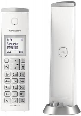 Τηλέφωνο Ασύρματο Panasonic KX-TGK210GRW Λευκό