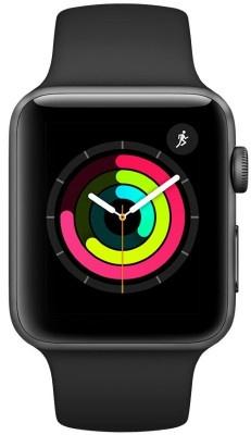 Smartwatch Apple S3 GPS 42mm MTF32 Gray-Black