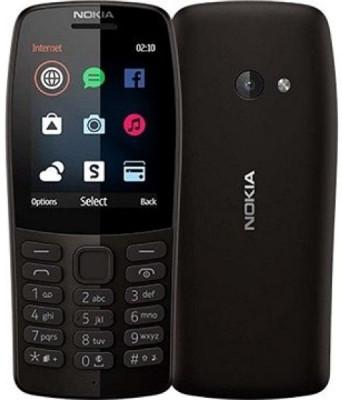 Κινητό Τηλέφωνο Nokia 210 DS Mαύρο