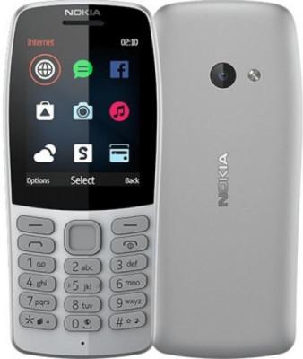 Κινητό Τηλέφωνο Nokia 210 DS Γκρι