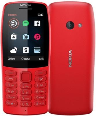 Κινητό Τηλέφωνο Nokia 210 DS Κόκκινο