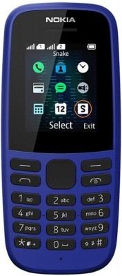 Κινητό Τηλέφωνο Nokia 105 DS 2019 Μπλε