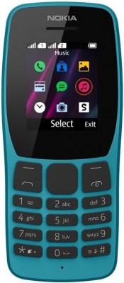 Κινητό Τηλέφωνο Nokia 110 DS Μπλε