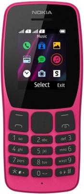 Κινητό Τηλέφωνο Nokia 110 DS Ροζ