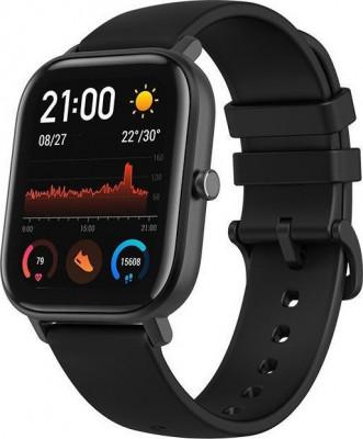 Smartwatch Xiaomi Amazfit GTS Obsidian Black