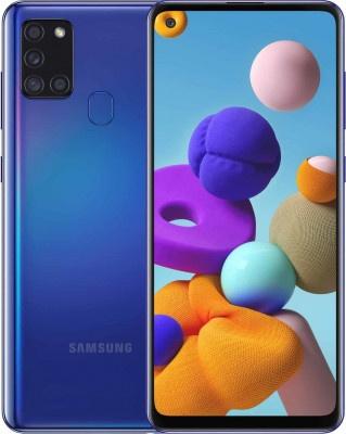 Smartphone Samsung Galaxy A21s DS 3GB/32GB Blue