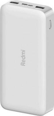 Powerbank Xiaomi Redmi 20000mAh Fast Charge 18W