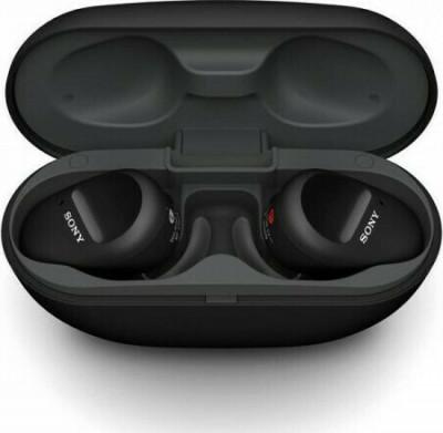 Bluetooth Earphones Sony WFSP800NB Black