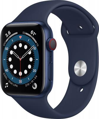 Smartwatch Apple Watch S6 44mm Blue-Deep Navy