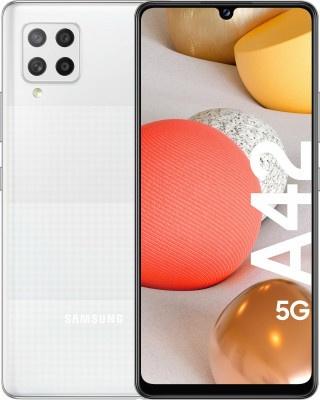 Smartphone Samsung Galaxy A42 5G DS 4GB/128GB White