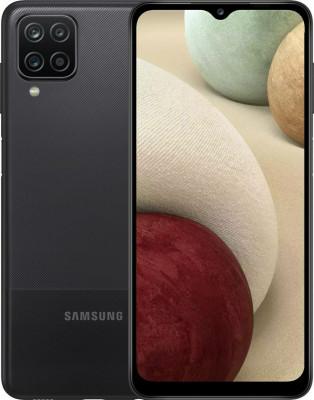 Smartphone Samsung Galaxy A12 4GB/128GB DS Black