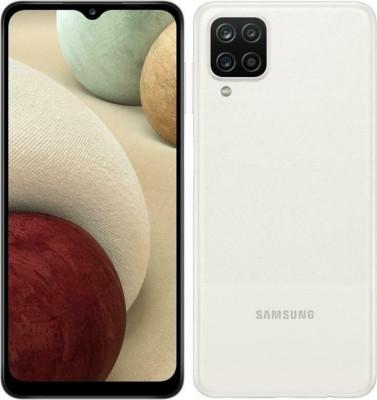 Smartphone Samsung Galaxy A12 4GB/128GB DS White