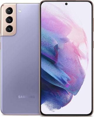 Smartphone Samsung Galaxy S21+ 5G 8GB/128GB Phantom Violet