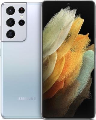 Smartphone Samsung Galaxy S21 Ultra 5G 12GB/128GB Phantom Silver