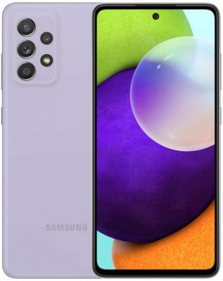 Smartphone Samsung Galaxy A52 DS 6GB/128GB Light Violet