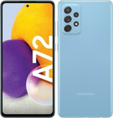 Smartphone Samsung Galaxy A72 DS A725 6GB/128GB Blue