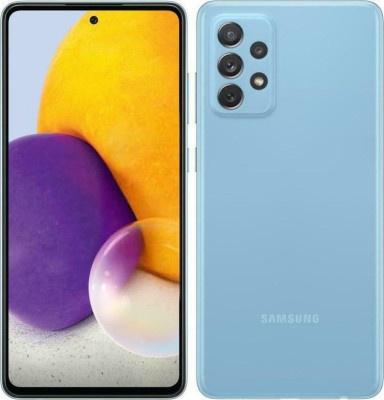 Smartphone Samsung Galaxy A72 DS A725 8GB/256GB Blue