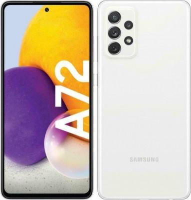 Smartphone Samsung Galaxy A72 DS A725 8GB/256GB White